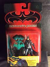 New Batman & Robin Batgirl Battle Blade Blaster &  Strike Scythe Figure 1997