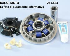 Polini Maxi Speed Variator Pgt. Satelis 125 H2o Compressor