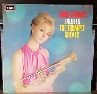 Eddie Calvert Salutes The Trumpet Greats - LP record + cover excellent
