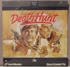 Death Hunt Laserdisc Charles Bronson, Angie Dickinson & Lee Marvin