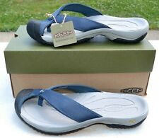 KEEN Waimea H2 Men's Flip-Flops (Midnight Navy / Neutral Gray)  US 9.5 / EU 42.5