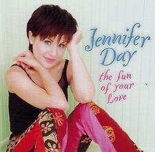 JENNIFER DAY : THE FUN OF YOUR LOVE / CD (BNA RECORDS 1999) - NEUWERTIG