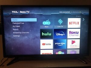 TCL 32S305 32 inch 720p LED Smart TV