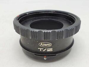 Kowa SIX Camera Lens Extension Tube T2