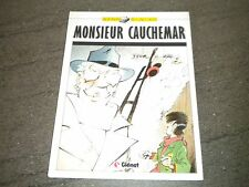 EO AVRIL 1987 GLENAT - MONSIEUR CAUCHEMAR / COLLECTION CIRCUS