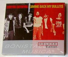 LYNYRD SKYNYRD - GIMME BACK MY BULLETS - Deluxe Edition 2 CD Sigillato