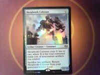 Foil Metalwork Colossus - Kaladesh - Magic the Gathering artifact