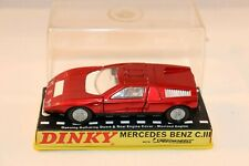 Dinky Toys 224 Mercedes Benz C.111 very very near mint in box