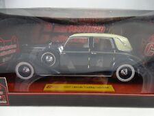 1 18 Signature Models #68627 1937 Lincoln Touring Cabriolet Blu - Rarità §