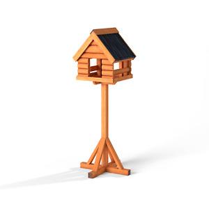 Fully Assembled Fordwich Black Rare Bird Table Retreat Garden Feeding Station