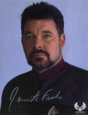 JONATHAN FRAKES ++ Autogramm ++ Star Trek Enterprise ++ Leverage ++ CSI