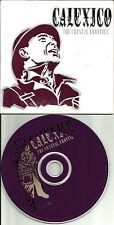 CALEXICO The Crystal Frontier CARD SLEEVE Europe Made PROMO CD single USA Seller