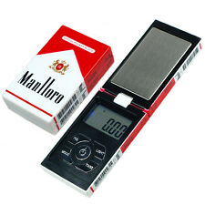200g x 0.01g Digital Pocket Scale 0.01 gram - Cigar Pack - Precision Scale