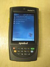 Symbol PPT8800 Handheld PDA Computer Barcode Scanner PXA PPt8800-R3BZ1000 Color