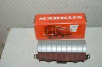 WAGON FRIGORIFIQUE MARKLIN 4508 MODELISME TRAIN/TANK NEUF KUHL WAGEN