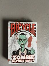 Bicycle Zombie playing cards deck  - new/sealed