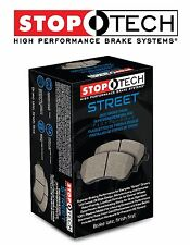 For Audi A3 TT VW Eos Golf Set of Front Left & Right Street Brake Pads StopTech