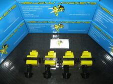 YELLOW JACKETS COIL PACKS-SILVIA S13 180SX EXA N13 U13 BLUEBIRD CA18DET CA18DE