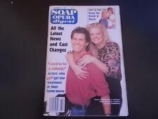 A. Martinez - Soap Opera Digest Magazine 1989
