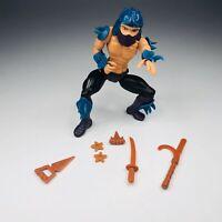 Vintage Teenage Mutant Ninja Turtles TMNT Bad Guy Leader Shredder - 1988