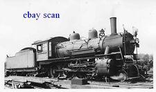 O412 RP 1940/50s CMStP&P RR MILWAUKEE ROAD TRAIN ENGINE #1158