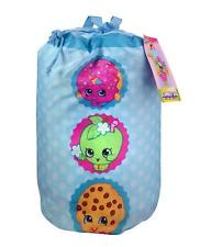 Shopkins Sleeping Slumber Bag For Kids NWT w/ Carry Bag