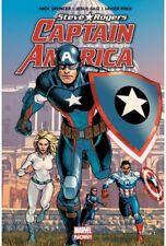 Marvel Now Captain America : STEVE ROGERS  1 Panini
