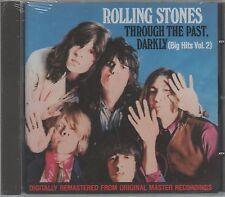THE ROLLING STONES THROUGH THE PAST DARKLY CD F.C. SIGILLATO!!!