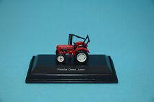 Schuco Edition 1:87 452621700 Traktor Porsche Diesel Junior/Mähwerk HO 1:87 NEU