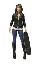 Gemma Teller Morrow Katey Segal Sons of Anarchy Samcro Action Figur Mezco