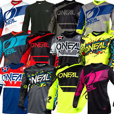 Oneal Element ADULT MX Motorbike Jersey Shirt Top 2020 Size S-2XL