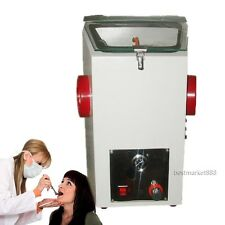 Dental Lab Equipment Recyclable Sand Blaster Dental Instruments Fast Shipping