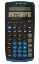 Ti-30 Eco Rs Texas Instruments Solar Taschenrechner Schulrechner Rechner NEU OVP