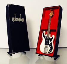 Hank Marvin (The Shadows): Burns Bison - Guitar Miniature Replica (UK Seller)