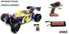 Hsp Rk Radiokontrol 1050-03 BUGGY XSTR BLUE PRO 2.4GHZ 1/10 Rc Brushless RTR New