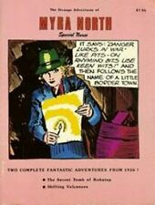The strange adventures of Myra North, special nurse by Charles Coll