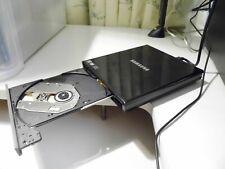 SAMSUNG USB 2.0 Slim External DVD Writer Model SE-S084 Model Year 2010.