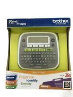 New Brother P-touch Label Maker Printer PT-D200 - Uses TZeTape NIP !