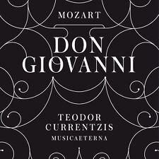 Don Giovanni (W.A. Mozart) 3 CD NUOVO