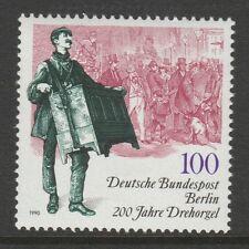 Allemagne Berlin 1990 Bicentenaire de l'orgue de barbarie SG B849 MNH