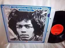 JIMI HENDRIX-THE ESSENTIAL VOLUME 2-POLYDOR 2311 014 ITALY NO BARCODES NM/VG LP