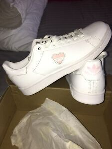 BNWB Adidas Stan Smith Court Trainers Shoes, Size 5.5