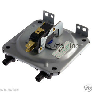 "60146 Pressure Switch for Mr Heater MHU Series Heaters XHFY2004G 40"" WC"