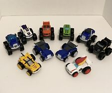 New ListingBlaze And The Monster Machines Trucks & Race Cars Die Cast Set Lot
