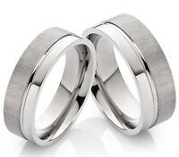 Eheringe Verlobungsringe Trauringe Partnerringe aus Titan Ringe Gravur  HT113