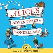 Alice's Adventures in Wonderland by Lewis Carroll (CD-Audio, 2015)