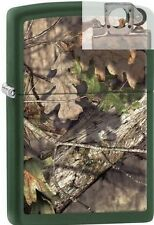 Zippo 29129 realtree mossy oak Lighter with PIPE INSERT PL