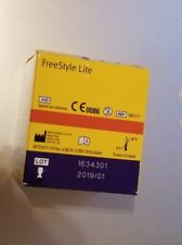 Freestyle Lite Blood Glucose Diabetic Test Strips