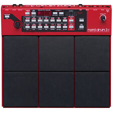 Nord Drum-3P Modeling Percussion Synthesizer NEW Drum3P Drum 3P B-Stock