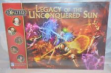 Board Game Exalted 2nd Edition Legacy of the Unconquered Sun White Wolf NEW